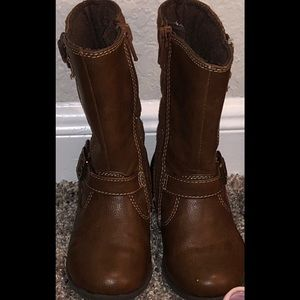 Brown Carters Boots 7c $10